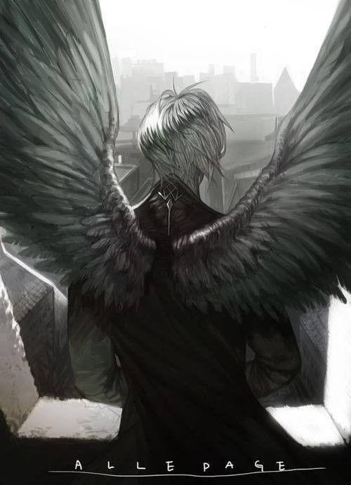 l'origine de nos anges gardien